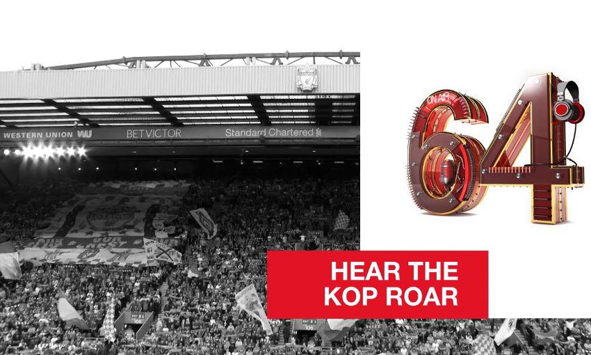 Standard Chartered | Hear the Kop Roar